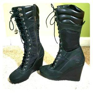 womens timberland knee high boot